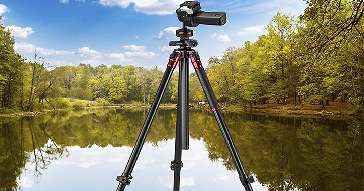 Top 10 Best Camera Tripods For Travel Reviews