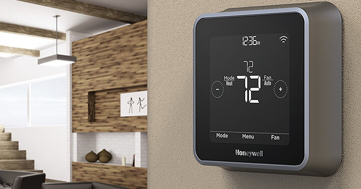 Top 10 Best Smart Thermostats In 2018 Reviews Comparabit