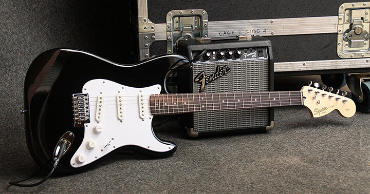 Top 10 Best Electric Guitars For Beginners Reviews