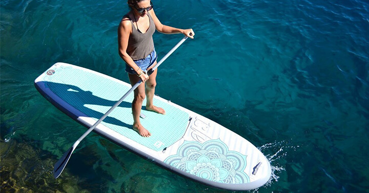 Top 10 Best Inflatable Stand Up Paddle Boards Reviews