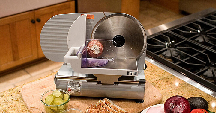 Top 10 Best Electric Meat Slicers Reviews